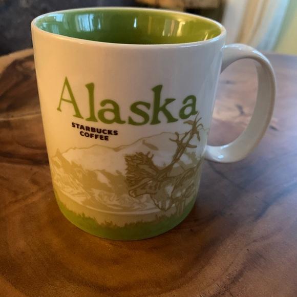 Starbucks Collector's Mug- Alaska